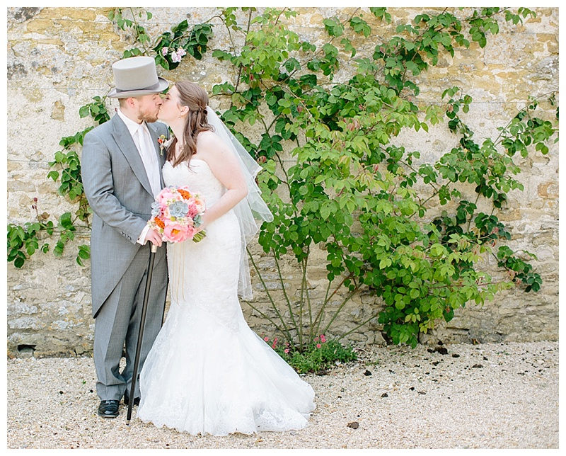 Wedding Wednesday ~ Sam & Dan's Rustic Cotswold Wedding at Caswell House