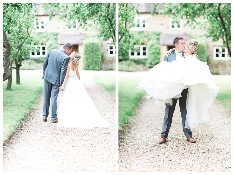 Wedding Wednesday ~ Amie & Alex at Dodmoor House