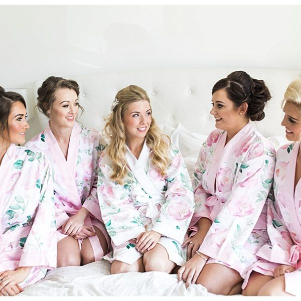 Wedding Day Robes ~ Bedfordshire Wedding Photography