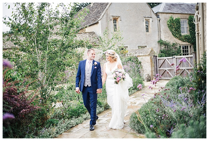 Hayley & Frazer ~ Cotswolds Caswell House Wedding Photography