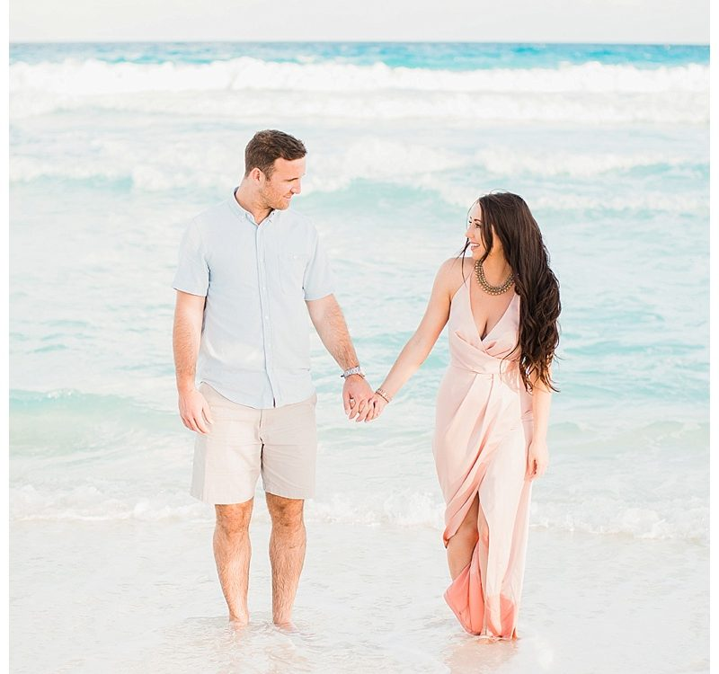 Our Newlywed Shoot in Cancun with MoniAdri Photo