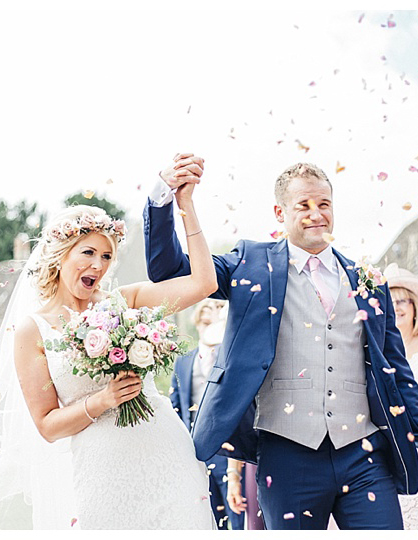 Hayley & Frazer ~ Caswell House Cotswolds